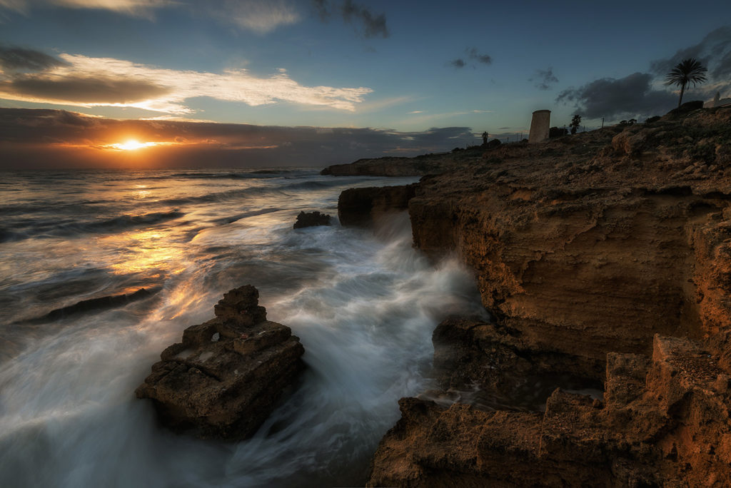 seascape photography - Tower
