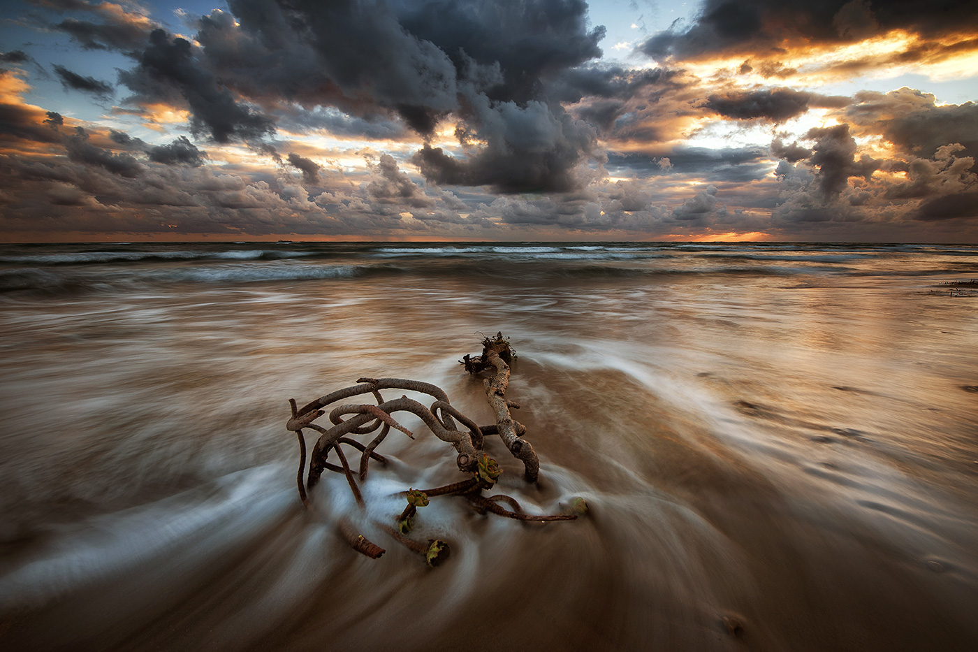 seascape photography-beach