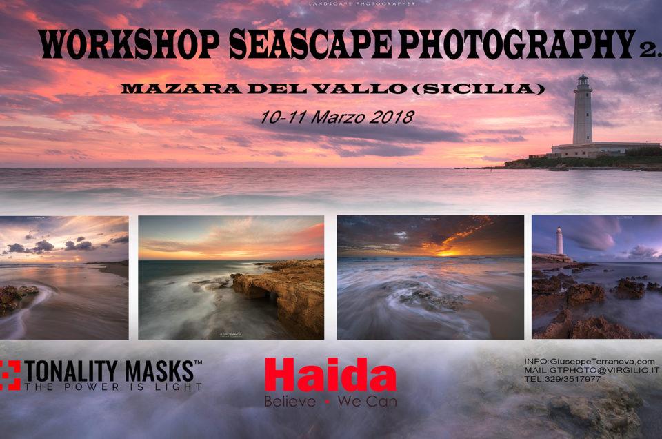 Workshop Seascape Photography