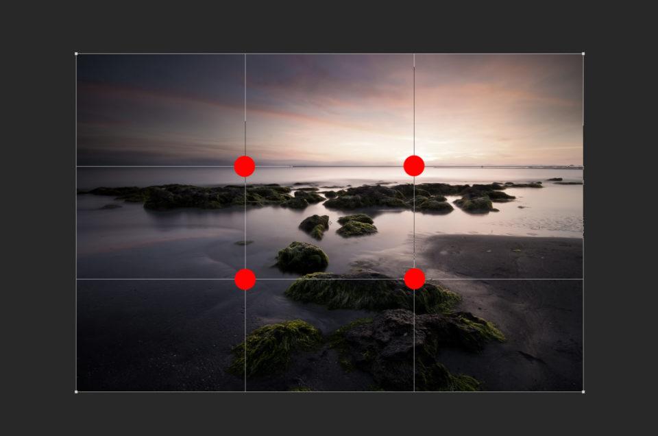 Come Realizzare una fotografia di Paesaggio-Composizione